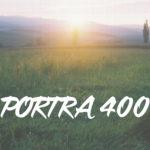 【フィルム】Kodak PORTRA 400は柔らかな発色が魅力【レビュー・作例】