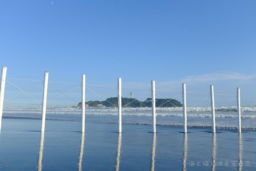 【X100F】湘南の海スナップを楽しめるカメラ